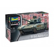 Revell Russian Main Battle Tank T-14 Armata tank makett 3274