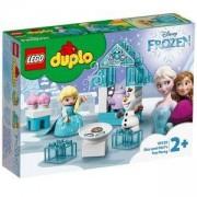 Конструктор ЛЕГО ДУПЛО - Чаеното парти на Елза и Олаф, LEGO DUPLO Princess 10920