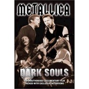 Video Delta METALLICA - DARK SOULS - DVD - DVD