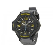 Casio G-Shock Compass Aviation Series Men's Watch GA-1000-8A Black