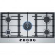 Bosch Serie 6 PCR9A5B90 Piano Cottura a Gas 90cm Inox