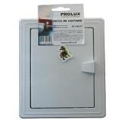 UV1520 - Usita de vizitare din PVC, 15x20 cm