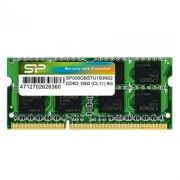 Silicon Power SP 1600 SO-DIMM -204PIN(CL11) 8GB (512*8) 16chips