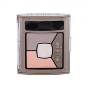 BOURJOIS Paris Smoky Stories Quad Eyeshadow Palette palette di ombretti 3,2 g tonalità 12 Sau-Mondaine donna