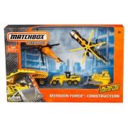 Matchbox Sky Busters Mission Force Construction Set