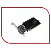 Видеокарта GigaByte GeForce GT 730 902Mhz PCI-E 2.0 2048Mb 5000Mhz 64 bit DVI HDMI HDCP GV-N730D5-2GL
