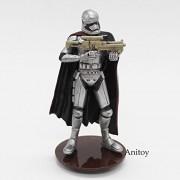 Star Wars The Force Awakens Kylo Ren Phasma PVC Figure Collectible Model Toy 7.5cm