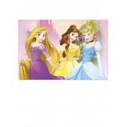 Vegaoo.es Mantel plástico Princesas Disney 120x180 cm