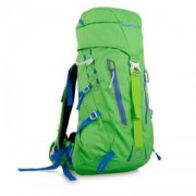 True North Tour 45 Hiking Backpack, green, True North