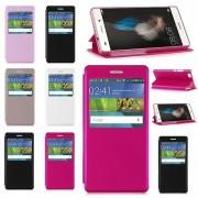 Wigento Smart cover fönster för olika Smartphone