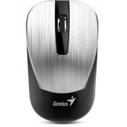 Miš USB Genius NX-7015, Optički 1600dpi, Wireless, Silver -