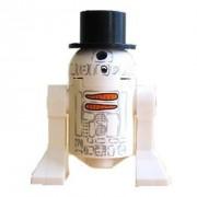 Lego Star Wars: R2-D2 Noël Bonhomme De Neige Mini-Figurine Avec Chapeau Haut De Forme