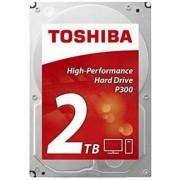 Toshiba Dysk P300 2TB (HDWD120UZSVA)