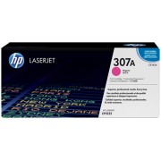 Original HP 307A / CE743A Magenta Toner Cartridge