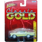 ModelToyCars 1958 Chevy Impala SS, Yellow - Tomy 50298ZZHP 1/64 Scale Diecast Model Toy Car