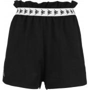 Kappa Galla Damen Shorts schwarz Gr. XS