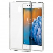 Capa Slim Cystal CC-103 para Nokia 3 - Transparente