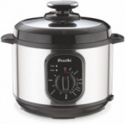 Preethi Twist Electric Pressure Slow Cooker(5 L, Black)
