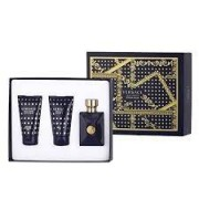 Versace Pour Homme Coffret Dylan Blue Eau De Toilette 50 Ml+ After Shave Balm 50ml+ Shower Gel 50ml (8011003842049)