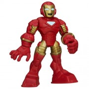 Spiderman Playskool Heroes Marvel Super Hero Adventures Iron Man Figure