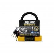 Candado Bicicleta Tipo U Lock Onguard 8013 Mini Bulldog