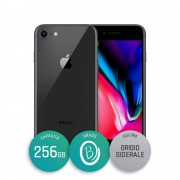 Apple Iphone 8 - 256gb - Grado B - Grigio Siderale