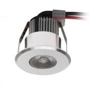 Haxa, Power LED mini spot lámpa, 1W, 70 Lm, Meleg fehér, kerek, Kanlux