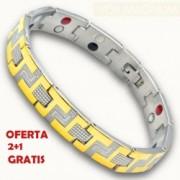 Bratara magnetica otel inoxidabil cod DMX 061 B