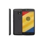 Smartphone Motorola Moto C Plus Tela 5' Dualchip 8gb Quadcore 1gb Ram Câm 8mp + Frontal 2mp