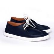 FRYE Canvas Shoes For Men(Blue)