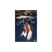 DVD - Carly Simon - Live In Concert