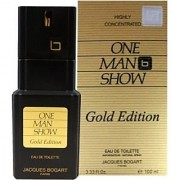 Jacques Bogart One Men Show Gold Edition Edt - 100 Ml (For Men)