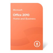 Microsoft Office 2010 Home and Business (T5D-01402) електронен сертификат