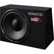 Kenwood Cajón Subwoofer Kenwood Ksc W1200b