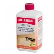Soluţie pentru curăţarea și îngrijirea suprafeţelor laminate și din plută