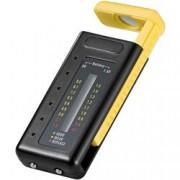 Goobay Tester Digitale per Batterie con LCD