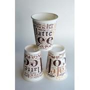 Pahar carton 7oz Coffe Coffee SBP 50buc