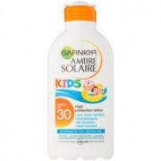Garnier Ambre Solaire Kids leite protetor para crianças SPF 30 200 ml