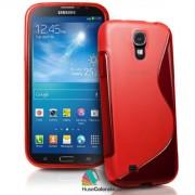 Husa Samsung i9200 Galaxy Mega 6.3 Silicon Gel Tpu S-Line Rosie
