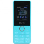 MTR MTS5MINI DUAL SIM MOBILE PHONE IN BLUE AND WHITE COLOR