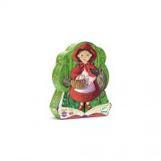 Djeco / Shaped Box Puzzle Little Red Riding Hood