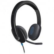 Слушалки Logitech USB Headset H540 - 981-000480