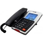 Telefon Fix MaxCom KXT709 (Negru/Argintiu)