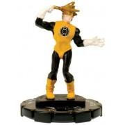 Hero Clix: Yellow Lantern # 44 (Veteran) Arkham Asylum