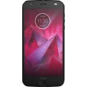 Motorola - Moto Z² Force Edition 64GB - Super Black (AT&T)