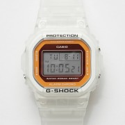 G-SHOCK Classic DW-5600LS-7ER - Wit - Size: One Size; unisex