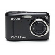 "Kodak PIXPRO Friendly Zoom FZ43 16 MP Digital Camera with 4X Optical Zoom and 2.7"" LCD Screen (Black)"