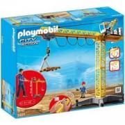Комплект Плеймобил 5466 - Голям кран с радиоуправление - Playmobil, 290953