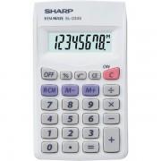 Calcolatrice tascabile EL 233 SB Sharp - EL 233 SB - 121593 - Sharp