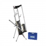 Máquina de cortar esferovite 3 em 1 - 200 W - baterias + Faca para esferovite 180 W